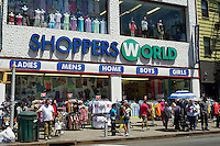 Shoppers world clothing store. Clothing stores
