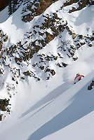 Skier: Will Dujardin<br />