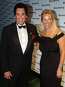 Washington, DC - May 1, 2004 -- Wayne Newton and his wife, Kathleen, arrive for the Bloomberg party following the 2004 White House Correspondents Association Dinner in Washington, D.C. on May 1, 2004..Credit: Ron Sachs / CNP.(RESTRICTION: No New York Metro or other Newspapers within a 75 mile radius of New York City)