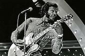 CHUCK BERRY, LIVE, 1973, GREG PAPAZIAN GREG PAPAZIAN
