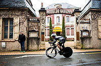 Picture by Alex Broadway/SWpix.com - 08/03/17 - Cycling - 2017 Paris Nice - Stage Four - Beaujeu to Mont Brouilly -Juraj Sagan of Bora- Hansgrohe competes in the Time Trial.