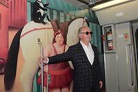 El Circo de Botero en el Metro de Medellín, Colombia. 30-01-2015