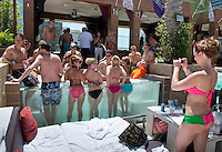 Marque Day Club at the Cosmopolitan. Las Vegas, Nevada, USA