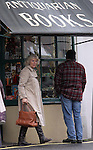 ©Albanpix.com Pictures by Alban Donohoe.Camilla HRH The Duchess of Cornwall Christmas shopping in the North Norfolk market town of Holt.