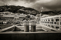 Rokko Housing by Tadao Ando, Japanese self-taught architect. Kobe, Hyogo Prefecture, Japan. 2015