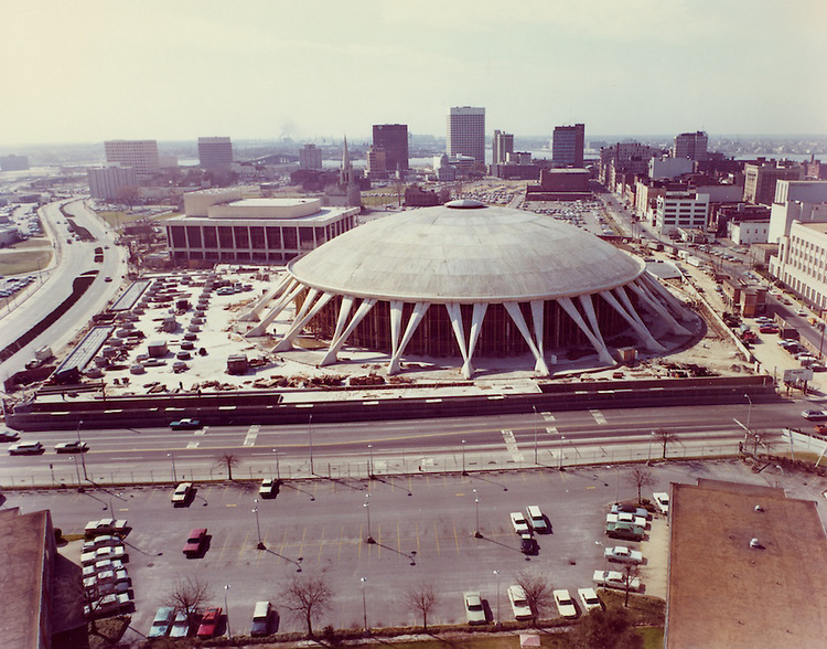 1971 March 10..Redevelopment...Downtown North (R-8)..Scope & Chrysler Hall construction..HAYCOX PHOTORAMIC INC..NEG#..