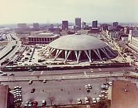 1971 March 10..Redevelopment...Downtown North (R-8)..Scope & Chrysler Hall construction..HAYCOX PHOTORAMIC INC..NEG#..