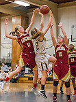 Windsor Locks @ East Windsor Varsity Girls Basketball 2014-15