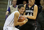 Stanford vs UW Women's Hoops 2/28/13