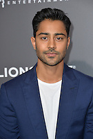 BEVERLY HILLS, CA. October 13, 2016: Manish Dayal at the Los Angeles premiere of &quot;American Pastoral&quot; at The Academy's Samuel Goldwyn Theatre.<br /> Picture: Paul Smith/Featureflash/SilverHub 0208 004 5359/ 07711 972644 Editors@silverhubmedia.com