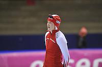 SCHAATSEN: HEERENVEEN: 20-12-2013, IJsstadion Thialf, KKT Trainingswedstrijd, Lotte van Beek, ©foto Martin de Jong