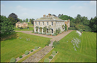 BNPS.co.uk (01202 558833)<br /> Pic: Savills/BNPS<br /> <br /> American buyers will be rushing to view Coton Hall near Bridgnorth in Shropshire...<br /> <br /> For the quintessential English estate, complete with ruined chapel, is actually the ancestral home to two founding fathers, a legenday civil war confederate general and even the 12th  President of the United States.<br /> <br /> Coton Hall was the ancestral home of the Lee family, who following Richard Lee's move to the fledgling colony of Virginia in 1639, produced one of America's most influential dynastys - with two members signing the Declaration of Independence in 1776, Zachary Taylor, the twelve President, and most famously Confederate General Robert E Lee.<br /> <br /> The picturesque property is now on the market with Savills for &pound;2.25million.