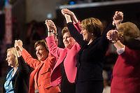 CHARLOTTE, NC - September 5, 2012 - Women of the US Senate.