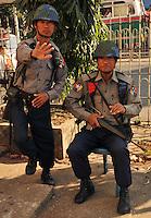 Burma Police and Military