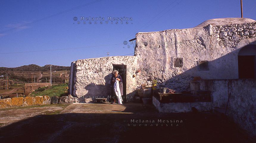 Pantelleria in Sicily