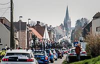 the whole peloton in 1 frame<br /> <br /> 60th E3 Harelbeke (1.UWT)<br /> 1day race: Harelbeke &rsaquo; Harelbeke - BEL (206km)