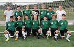 9-14-15, Huron High School freshman boy's soccer