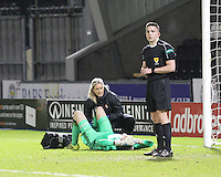 St Mirren v Aberdeen Development League 160117