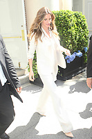 NEW YORK, NY - MAY 9: Gisele Bundchen at The Women of Vision 2017 at 583 Park Avenue on May 9, 2017 in New York City. Credit: DC/Media Punch