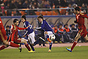Keigo Higashi (JPN), .NOVEMBER 27, 2011 - Football / Soccer : .Men's Asian Football Qualifiers Final Round .for London Olympic Games .between U-22 Japan 2-1 U-22 Syria .at National Stadium, Tokyo, Japan. .(Photo by YUTAKA/AFLO SPORT) [1040]