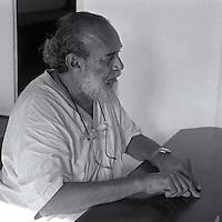 Neville Weereratne in Colombo.