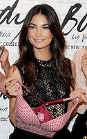 NEW YORK, NY - JULY 26: (L-R) Victoria's Secret Angels Lily Aldridge launches the all-new 'Easy' Collection from Body By Victoria at Victoria's Secret SoHo on July 26, 2016 in New York City. Photo Credit:John Palmer/ MediaPunch
