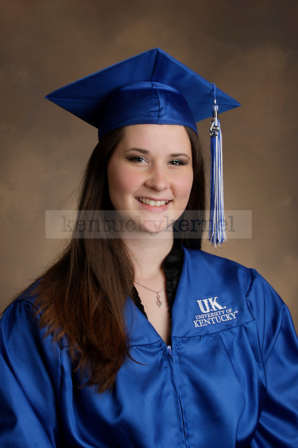 Moore, Katherine photographed during the Feb/Mar, 2013, Grad Salute in Lexington, Ky.