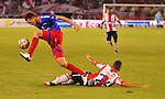 Atletico Junior empato 2x2 al Deportivo Pasto en la liga Aguila I 2016