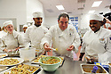 Emeril with NOCCA students