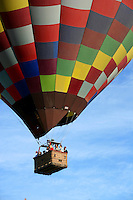Hot Air Balloons, California Wine Country - The hot air balloon is the oldest successful human-carrying flight technology.  A hot air balloon consists of a bag called the envelope that is capable of containing heated air. Suspended beneath is a gondola or wicker basket for passengers.