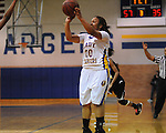 Oxford High vs. New Hope at Oxford High School in high school girls basketball action Oxford, Miss. on Friday, January 6, 2012.