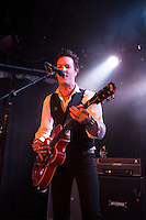 The Living End performing at The Corner Hotel, Melbourne, 17 December 2012