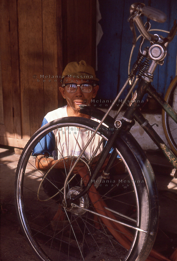 Indonesia, Java island people.