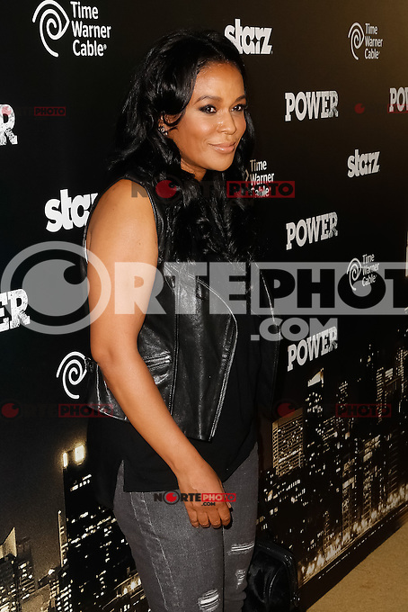 New York, NY -  June 2 : Beverly Bonds attends the Power Premiere held at the Highline Ballroom on June 2, 2014 in New York City. Photo by Brent N. Clarke / Starlitepics