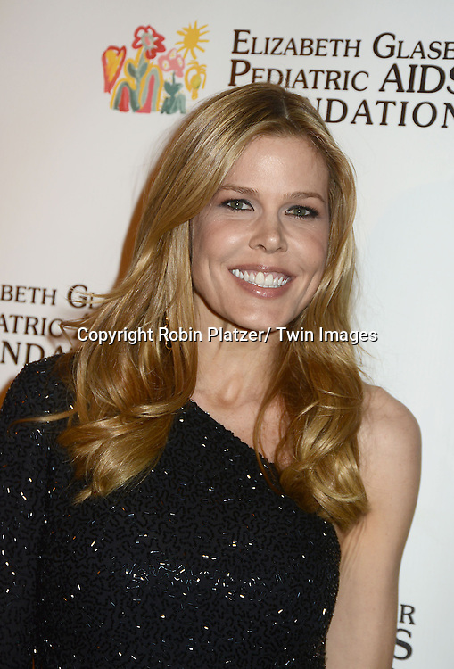 "Mary Alice Stephenson attends the Elizabeth Glaser Pediatric Aids Foundation  with the inaugural  ""Global Champions of a Mother's Fight"" Awards Dinner on February 20, 2013 at .the Mandarin Oriental Hotel in New York City."