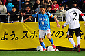 Kazuyoshi Miura (Yokohama FC), MARCH 6, 2011 - Football : 2011 J.League Division 2 match between Yokohama FC 1-2 Kataller Toyama at NHK Spring Mitsuzawa Football Stadium in Kanagawa, Japan. (Photo by AFLO)
