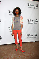 LOS ANGELES - JUL 27:  Carla Hall arrives at the ABC TCA Party Summer 2012 at Beverly Hilton Hotel on July 27, 2012 in Beverly Hills, CA