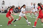 2016 MVHS Girls Soccer v. Saratoga