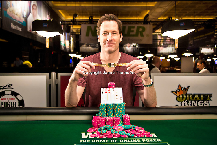 2014 WSOP Event #64: $10K Pot-Limit Omaha