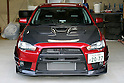 """Extremor"" Mitsubishi Lancer Evolution X tuned by Varis parked at Varis headquarter, Tsukui-gun city, Kanagawa prefecture, Japan, on January 15, 2008."