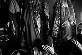 Swiebodzin 05.11.2010 Poland<br /> Workers of the giant statue of Jesus in Swiebodzin, 110 km (68 miles) west of Poznan, western Poland. A project conceived by local Catholic priest Sylwester Zawadzki and paid for by private donations, the statue of Jesus Christ, touted by its builders to be the largest in the world, will measure 33 metres and weigh 440 tonnes.<br /> Photo: Adam Lach / Newsweek Polska / Napo Images.<br /> <br /> Robotnicy ktorzy buduja najwyzszy na swiecie posag Jezusa Chrystusa w Swiebodzinie ufundowany przez lokalnego ksiedza Sylwestra Zawadzkiego.<br /> Fot: Adam Lach / Newsweek Polska / Napo Images
