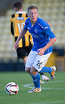 St Johnstone FC.. 2014-2015 Season<br /> Scott Brown<br /> Picture by Graeme Hart.<br /> Copyright Perthshire Picture Agency<br /> Tel: 01738 623350  Mobile: 07990 594431