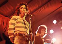 Sensational Alex Harvey Band performs in 1973 Credit:  Ian Dickson / MediaPunch