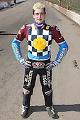Marc Owen of Hackney Hawks - Hackney Hawks Speedway Press &amp; Practice Day at Arena Essex Raceway, Purfleet, Essex - 23/03/11 - MANDATORY CREDIT: Gavin Ellis/TGSPHOTO - Self billing applies where appropriate - Tel: 0845 094 6026