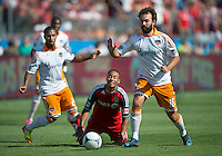 Toronto FC vs Houston Dynamo, July 28, 2012