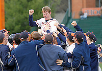 20110329  Will Roberts UVa Baseball The Perfect Game- Click on the thumbnail to purchase image