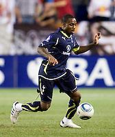 Danny Rose. Tottenham defeated the New York Red Bulls, 2-1.