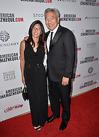 BEVERLY HILLS, CA. October 14, 2016: Kevin Tsujihara &amp; Sandy Tsujihara at the 30th Annual American Cinematheque Award gala honoring Ridley Scott &amp; Sue Kroll at The Beverly Hilton Hotel, Beverly Hills.<br /> Picture: Paul Smith/Featureflash/SilverHub 0208 004 5359/ 07711 972644 Editors@silverhubmedia.com