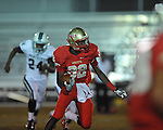 Lafayette High's Tavon Joiner (32) vs. Duval Charter in Oxford, Miss. on Friday, September 7, 2012. Lafayette High won 69-0.