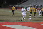 Oxford High vs. Pearl in the MHSAA Class 5A soccer championship game in Clinton, Miss. on Saturday, February 2, 2013. Oxford won 2-0 to claim its first state championship in soccer.